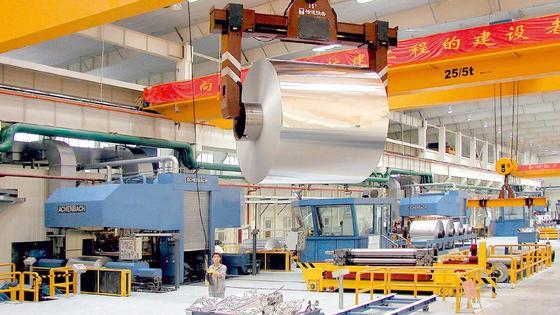 Aluminium: Nachfrage hat sich stabilisiert.