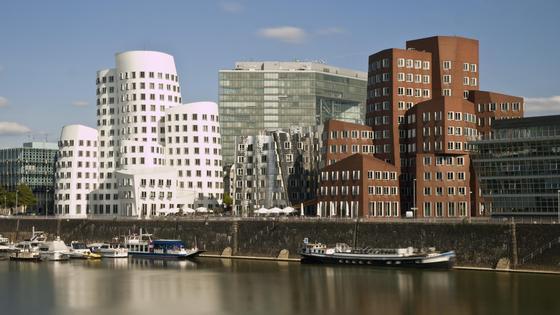 Düsseldorf: Sitz vieler Biotech-Unternehmen.