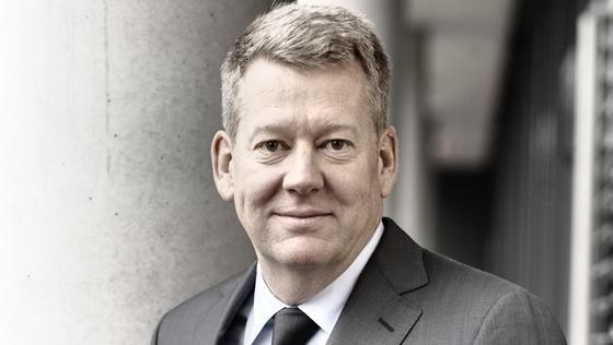Hermann Wimmler, Europachef von Teradata: Unmengen unstrukturierter Daten für Entscheider sortieren.