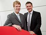 Michael Halm und Andy Fuchs beraten Sie!