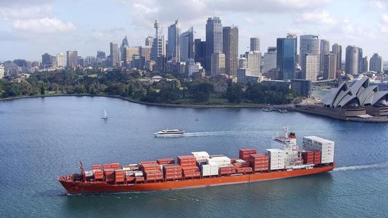 Trotz hoher Effizienz bemüht sich die Schifffahrtsindustrie um weitere Verbesserungen.