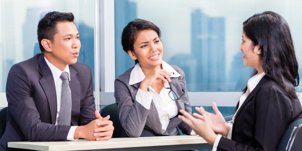 Eine gute Vorbereitung ist wichtig fürs Bewerbungsgespräch.
