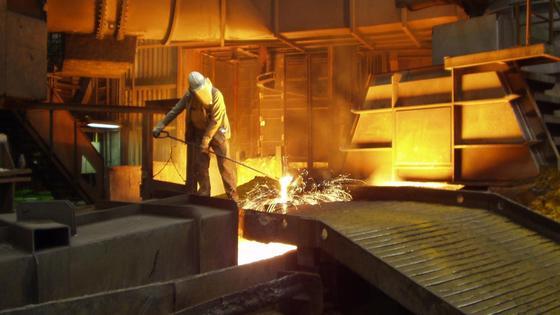"""Stahlindustrie: """"Das Wachstum verliert an Dynamik."""""""
