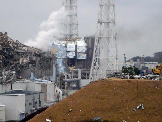 """Fukushima verdeutlicht die Anfälligkeit des """"Faktors"""" Mensch."""