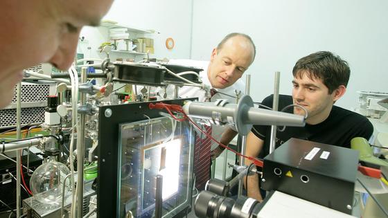 Umsatzrekord in der Photonik rückt näher.Quelle: Universität Karlsruhe