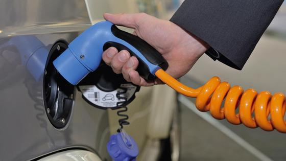 Elektromotoren sind ein wichtiger Aspekt des nachhaltigen Automobilbaus.