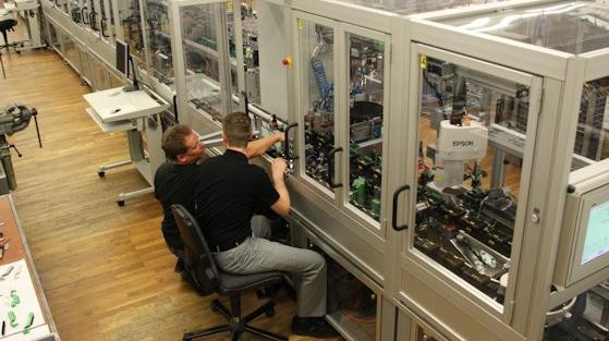 Der Maschinenbau steht durch die Energiewende vor einer großen Herausforderung.