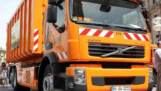Auch Entsorgungsbetriebe suchen nach Alternativen zum Dieselantrieb.