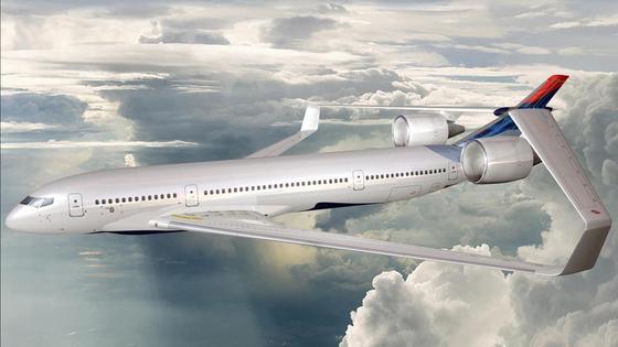 Die Luftfahrtindustrie unternimmt Anstrengungen zur Reduzierung des CO2-Ausstoßes.
