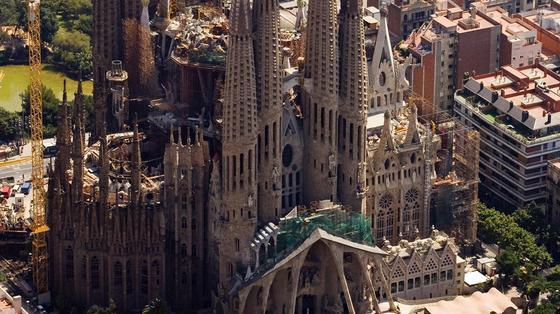 Barcelona wird als Arbeitsplatz für Ingenieure beliebter.