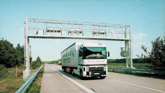 Bisherige LKW sind deutlich kürzer.