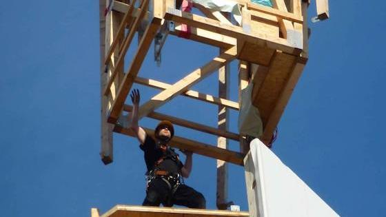 In der Windkraft-Branche gibt es Bedarf an innovativen Turmkonzepten