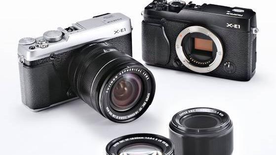 Spiegellose Kameras erfreuen sich steigender Beliebtheit.