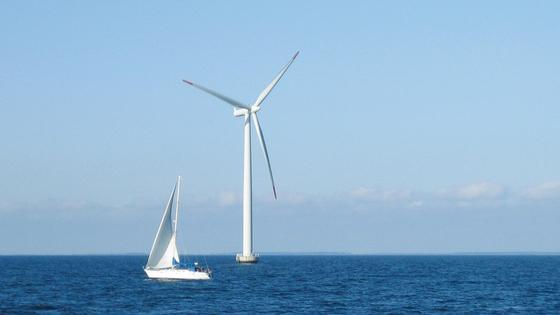 Testanlagen geplant: Windkraftanlagen sollen schwimmen lernen.