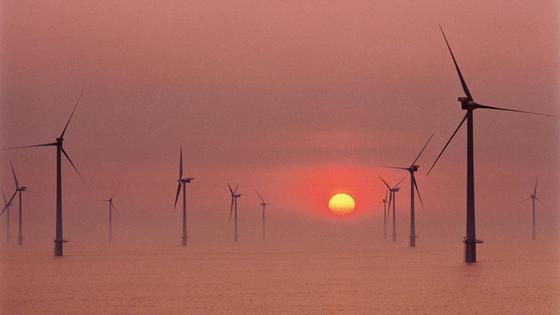 Offshore-Windenergie: Große Einsparpotentiale müssen umgesetzt werden.