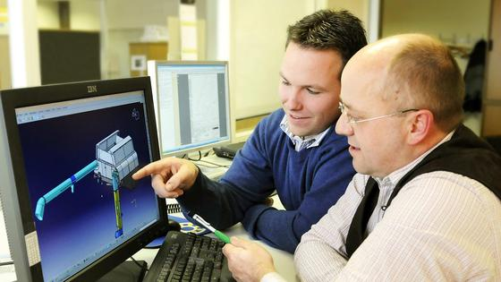 Innovationen im CAD/CAM Bereich waren ein wichtiges Thema auf der AMB 2012.