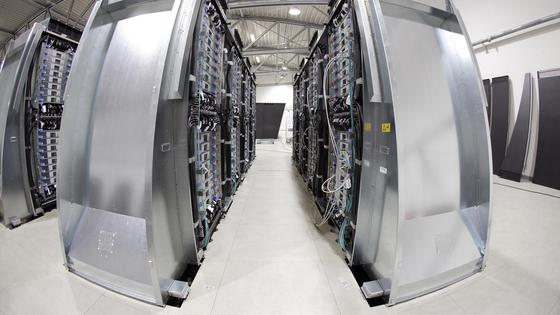 Nach wie vor in vielen Bereichen unverzichtbar: Großrechner und Mainframes.