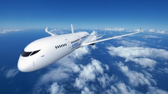 CFK: In der Luftfahrt als Verstärkungsfaser schon lange bewährt.