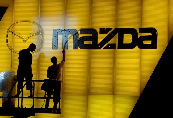 Mit dem Programm Skyactiv will Mazda den Flottenverbrauch deutlich senken.