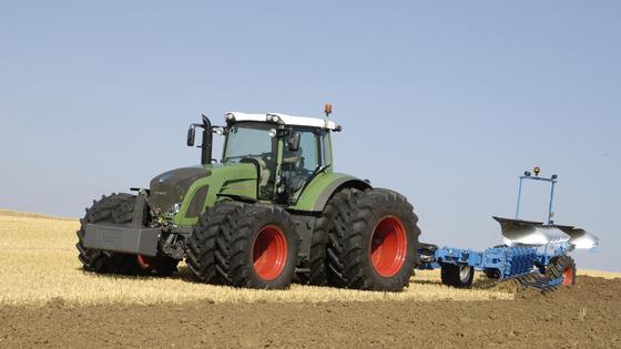 Landmaschinen: Bald elektrisch angetrieben?