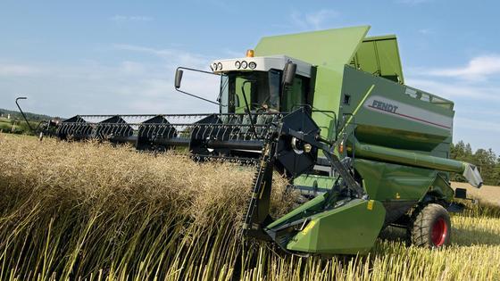 Digitale Revolution in der Landtechnik.