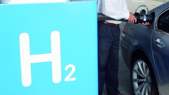 Strom soll in Form von Wasserstoff gespeichert werden.