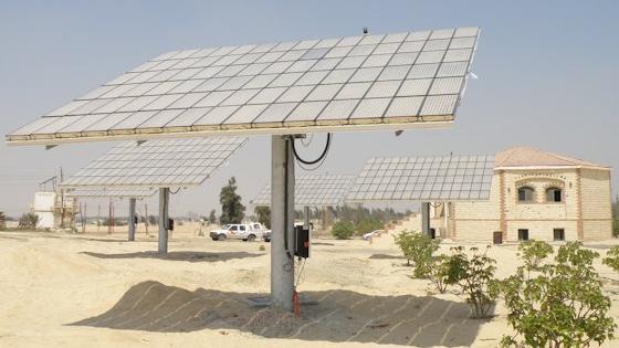 Solartechnik am Plug-and-Play Stromnetz