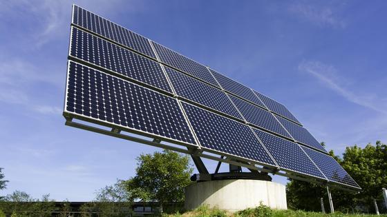 Solarenergie: Seit 1983 auf Pellworm.