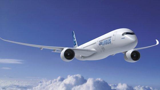 CFK wird auch im Flugzeubau verwendet.