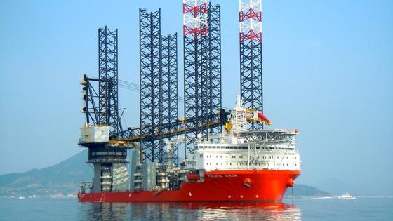 Offshore-Schiff
