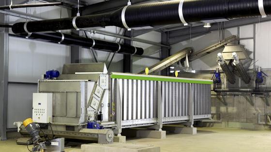 Biogas: Rückgang beim Anlagenbau.