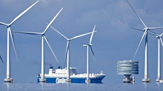 Offshore-Windpark Foto: Siemens