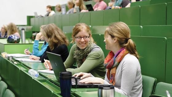 Bayern: Studiengebühren als Wahlkampfthema.