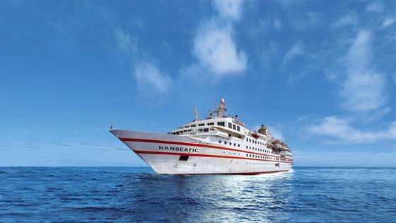 Auf einem ausgedienten Kreuzfahrtschiff wird das Prinzip erprobt.