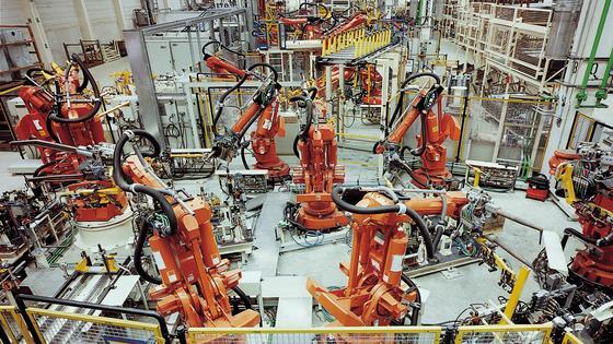 Weiterhin Wachstum in der Automatisierungsbranche.