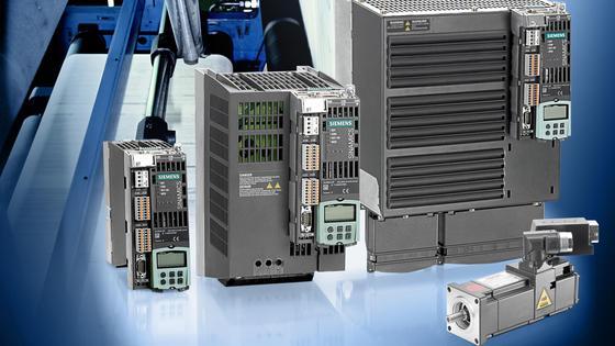 LTi Drives und Siemens: Neuentwicklungen in der Umrichtertechnik