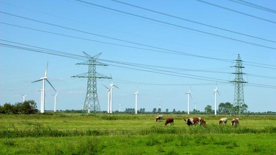 Für erneuerbare Energien werden Energiespeicher benötigt.