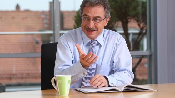 Dieter Kempf - Datev-Vorstandsvorsitzender