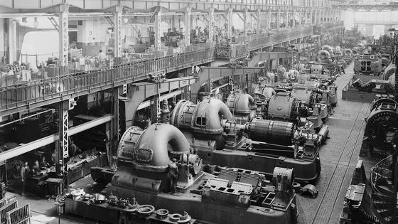 Fast 600.000 Berliner arbeiteten früher in Industriebetrieben.