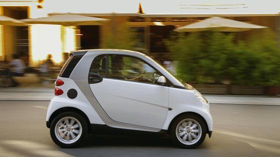 Daimler hat mitdem Smartschon Erfahrung im Kleinwagenbereich gesammelt.