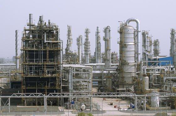 Risikomanagement ist gerade beim Großanlagenbau ein Thema.