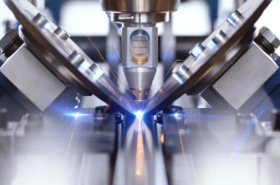 Laser vereinfachen Einzelteilproduktion.