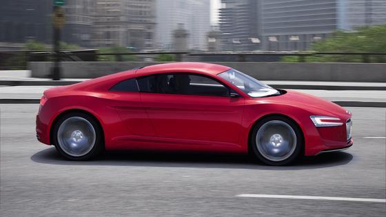 Audi-Studie zum Thema Elektromobilität: Werden weiterhin Getriebe benötigt?