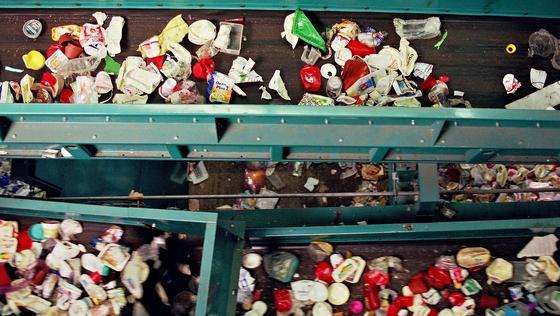 Kunststoffrecycling gewinnt in Deutschland zunehmend an Bedeutung.