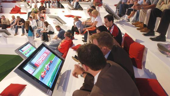 LCD-Displays liegen in der Gunst der Kunden weiterhin vorne.
