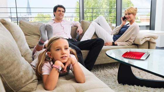 RTL verteidigt seine Vorherrschaft in den deutschen Wohnzimmern.