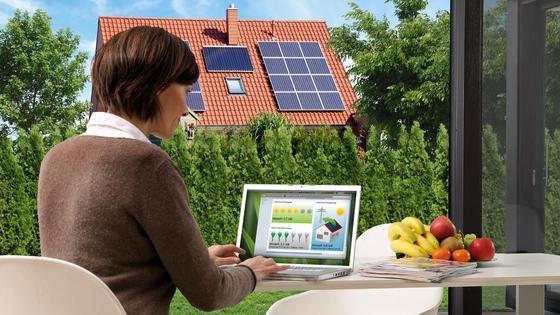 Internet, Fernsehen und Hausgeräte vernetzen: Das Smart Home der Zukunft.