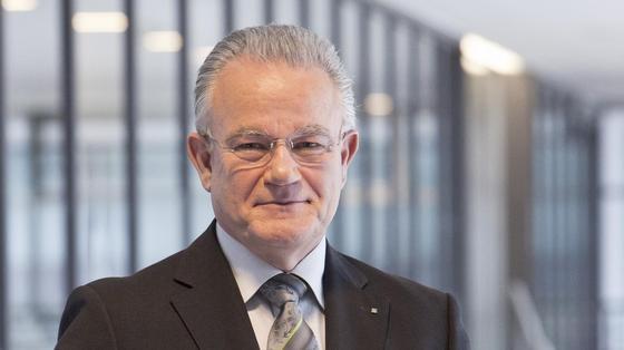 Hans-Joerg Bullinger, Präsident der Fraunhofer-Gesellschaft.