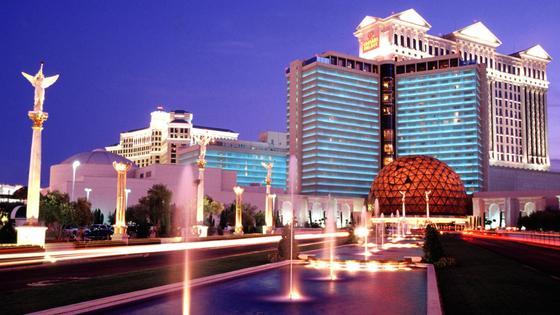 Las Vegas: Künstliche Oase in der Wüste.