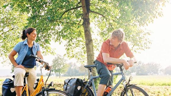 E-Bikes beleben den Fahrradmarkt